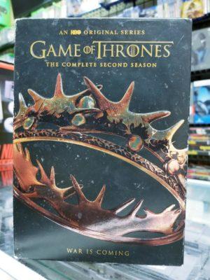 Get Game Of Thrones Season 2 Dvd PNG