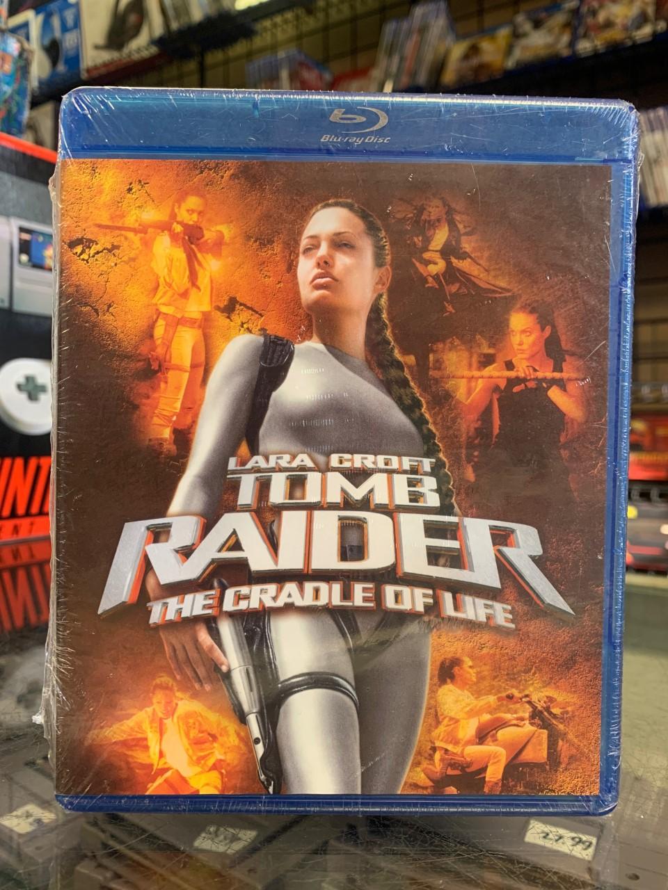 Lara Croft Tomb Raider The Cradle Of Life Blu Ray Movie Galore